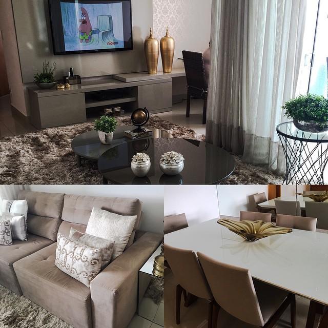 Decoracao De Sala Objetos ~  cortinas , almofadas e adornos  @summerflex  objetos de